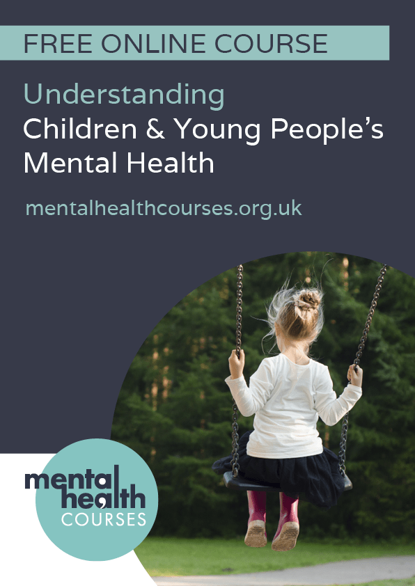 Children & Young People's Mental Health Poster